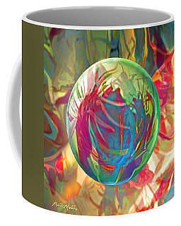 Indigofera Tinctorbia Coffee Mug by Robin Moline