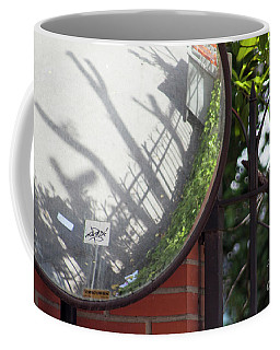 Coffee Mug featuring the photograph Indirect Nature by Ana Mireles