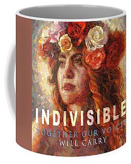 Indivisible Coffee Mug by Mia Tavonatti