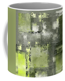 Industrial Abstract - 11t Coffee Mug by Variance Collections