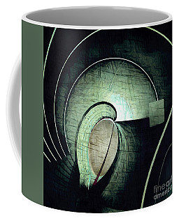 Industrial Arch Grey Coffee Mug