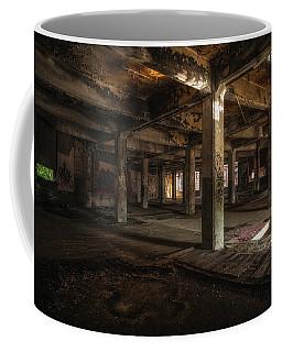 Industrial Catacombs Coffee Mug