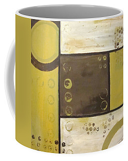 Industrial Circles No.2 Coffee Mug by Steven R Plout