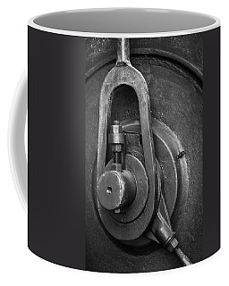 Industrial Detail Coffee Mug by Carlos Caetano