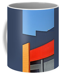 Industrial Geometry 2 Coffee Mug
