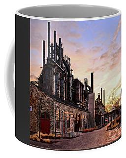 Industrial Landmark Coffee Mug