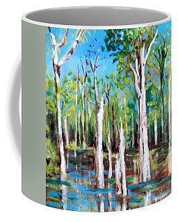 Industrial Park Swamp Coffee Mug