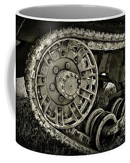 Industrial Tracks Coffee Mug