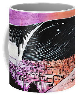 Inescapable Love Coffee Mug by Nathan Rhoads