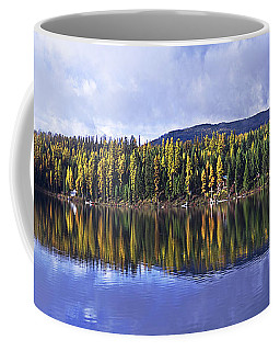 Inez Lake Montana Coffee Mug