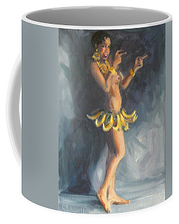 Infamous Banana Skirt Coffee Mug