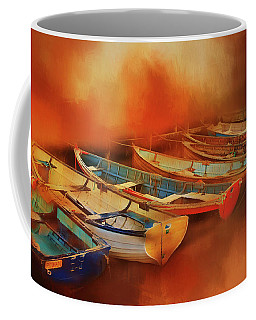 Coffee Mug featuring the photograph Inferno by Wallaroo Images