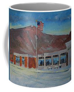 Infinite Horizons Coffee Mug by Len Stomski