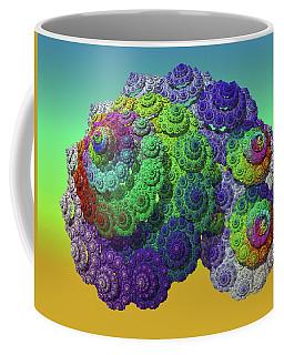 Infinite Inspiration Spiral Coffee Mug