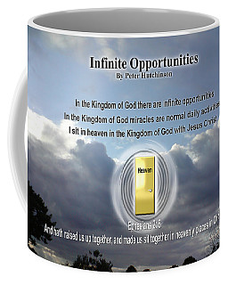 Infinite Opportunities Coffee Mug
