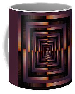 Infinity Tunnel Sunset Coffee Mug