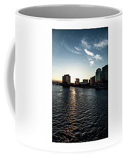 Coffee Mug featuring the photograph Influential Light by Eric Christopher Jackson