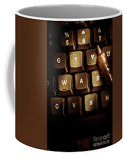 Information War Coffee Mug