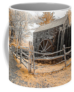 Infrared Grist Mill Coffee Mug