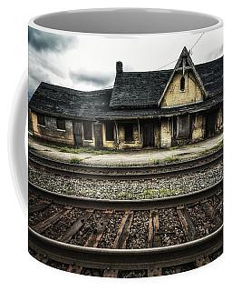 Ingersoll Train Station Color Coffee Mug