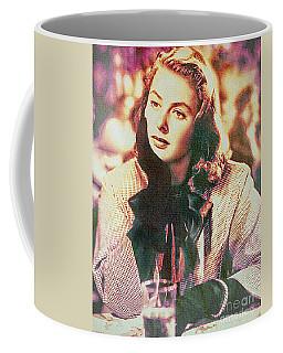 Ingrid Bergman - Movie Legend Coffee Mug