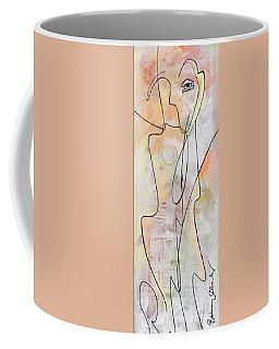 Ink On Paint Coffee Mug