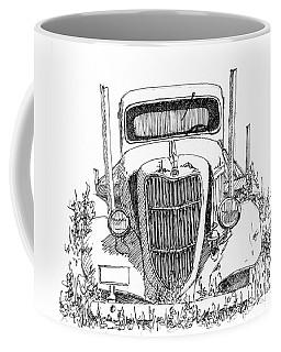 Inktober 2017 No 3 Coffee Mug