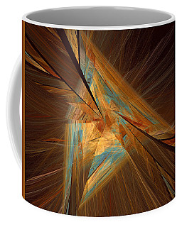 Inlaid Coffee Mug