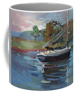 Inland Bay - Catalina Island Coffee Mug