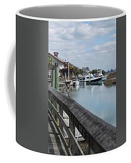 Inlet Fishing Fleet Coffee Mug