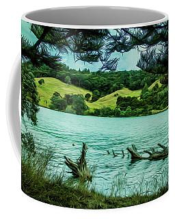 Inlet Coffee Mug