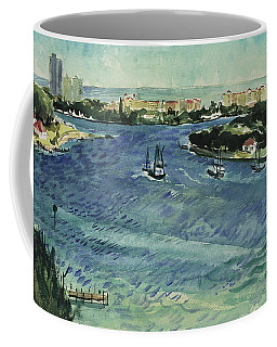 Inlet Coffee Mug