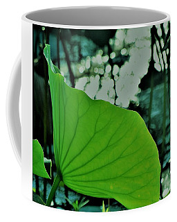 Coffee Mug featuring the photograph Inner Beauty by John Glass