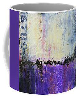 Inner City Blues Coffee Mug by Patricia Lintner