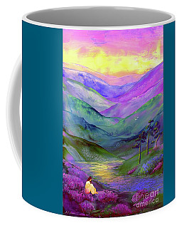 Inner Flame, Meditation Coffee Mug