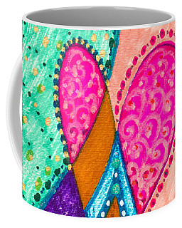 Inner Heart - V Coffee Mug