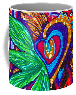 Inner Heart - Viii Coffee Mug