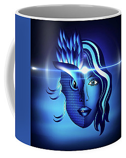 Inner Quest Coffee Mug by Serena King