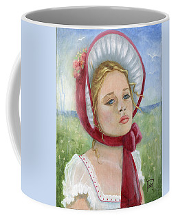 Coffee Mug featuring the painting Innocence by Terry Webb Harshman