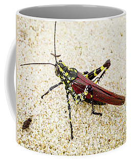 Insect Coffee Mug by Cesar Vieira