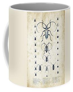 Coleoptera Coffee Mugs