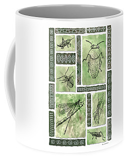 Insects Of Hawaii I Coffee Mug