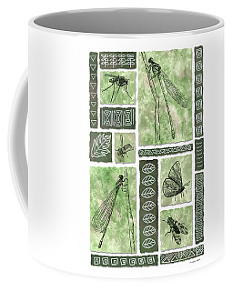 Insects Of Hawaii II Coffee Mug