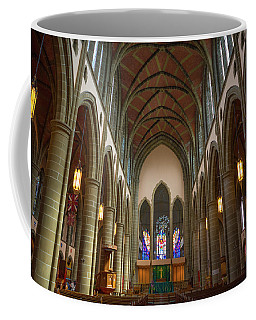 Inside Christchurch Cathedral Coffee Mug by Keith Boone
