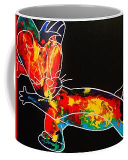 Inside Fire Coffee Mug