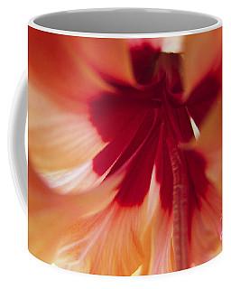 Inside Hibiscus Coffee Mug