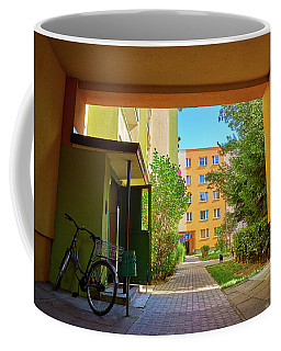 Coffee Mug featuring the photograph Inside Of The Inside by Tgchan