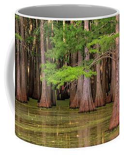 Inside The Bayou Coffee Mug