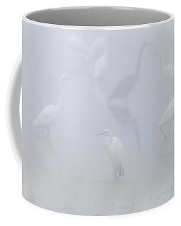 Inside The Fog Coffee Mug