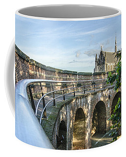 Inside The Leiden Citadel Coffee Mug